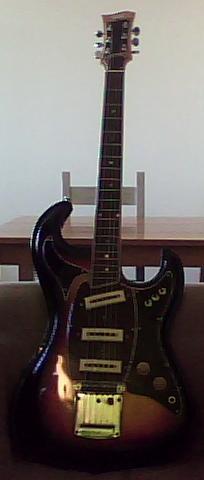 guitare acoustique kent