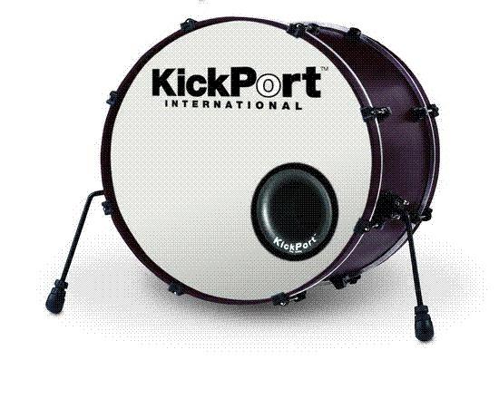 kickport bass drum tone enhancer news audiofanzine. Black Bedroom Furniture Sets. Home Design Ideas