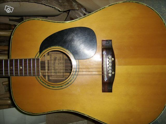 guitare classique kiso suzuki