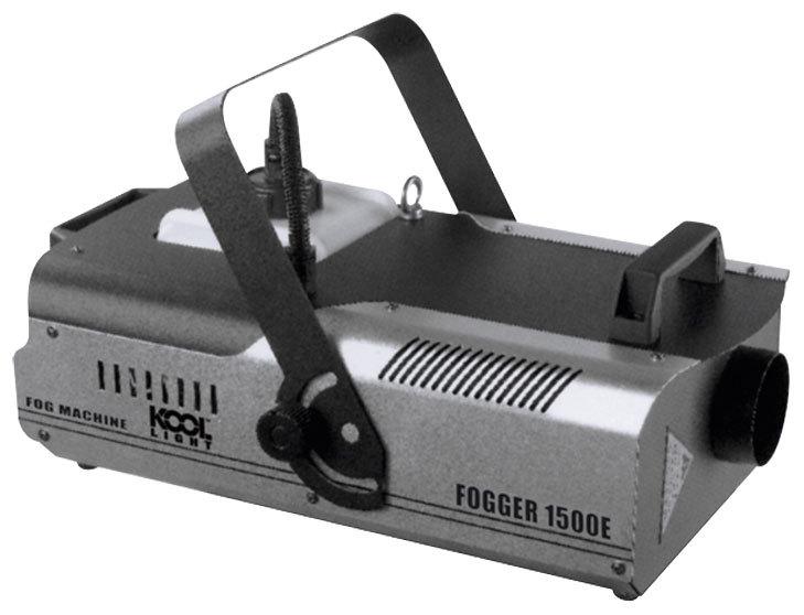 dmx fog fogger 1500 kool light dmx fog fogger 1500. Black Bedroom Furniture Sets. Home Design Ideas