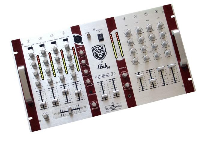 table de mixage koolsound club 01