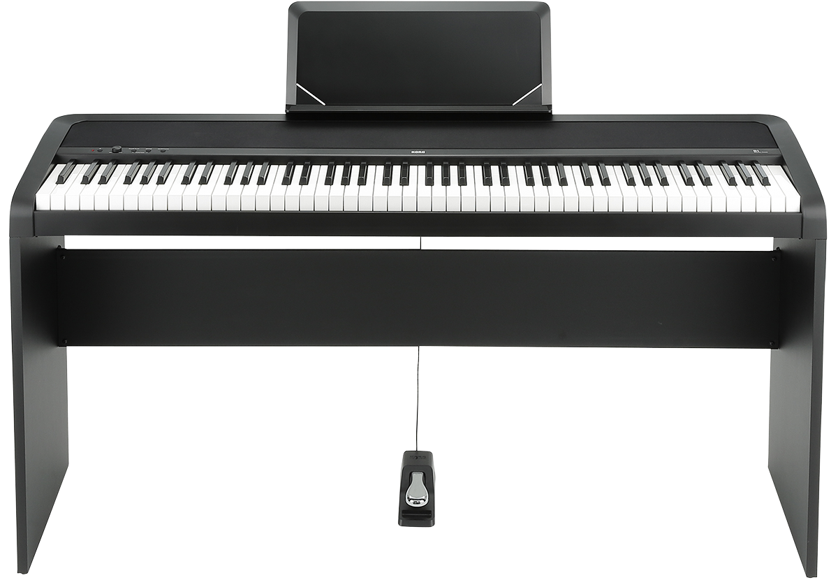 news arriv e du piano num rique korg b1 audiofanzine. Black Bedroom Furniture Sets. Home Design Ideas