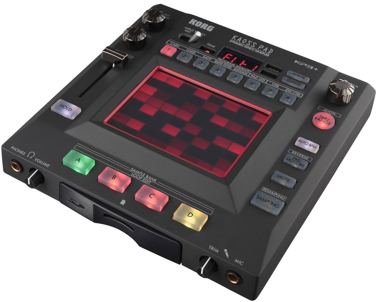 kaoss pad 3 kp3 korg kaoss pad 3 kp3 audiofanzine. Black Bedroom Furniture Sets. Home Design Ideas