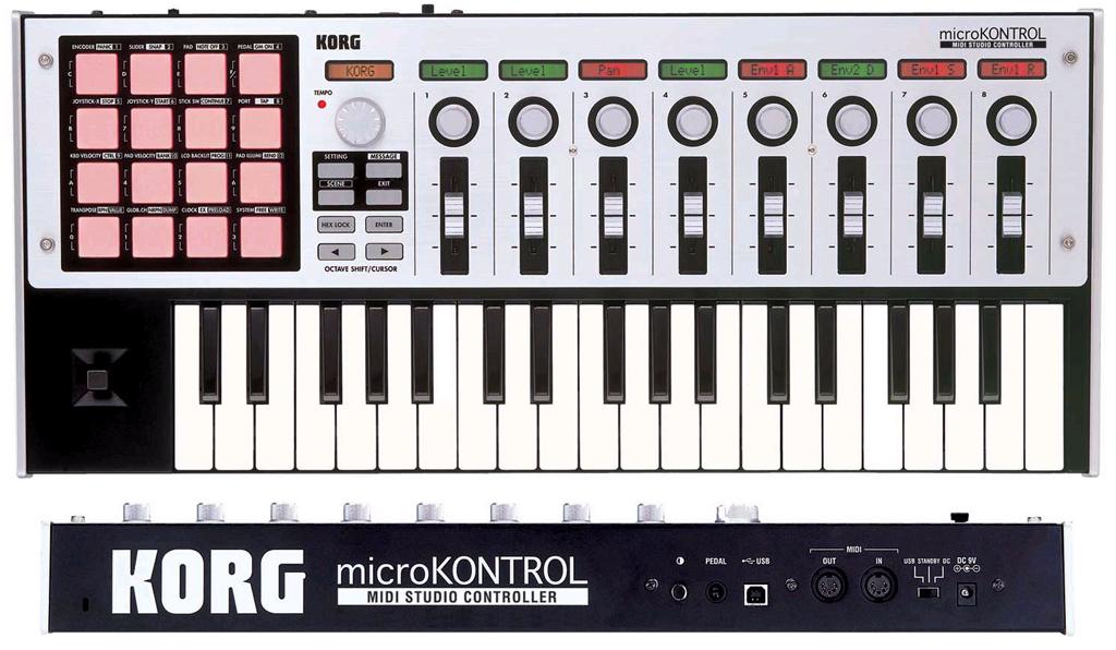 KORG MICROKONTROL MIDI STUDIO CONTROLLER WINDOWS 8 DRIVERS DOWNLOAD (2019)