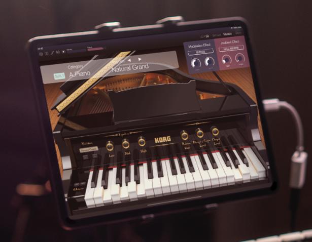 Korg lance la v3 de son Module pour iOS et une promotion estivale