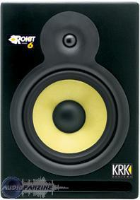 user reviews krk rokit powered 6 audiofanzine. Black Bedroom Furniture Sets. Home Design Ideas