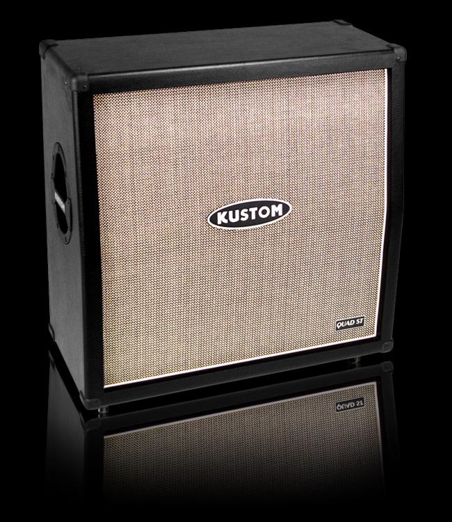 Kustom Quad ST 412A image (#370155) - Audiofanzine