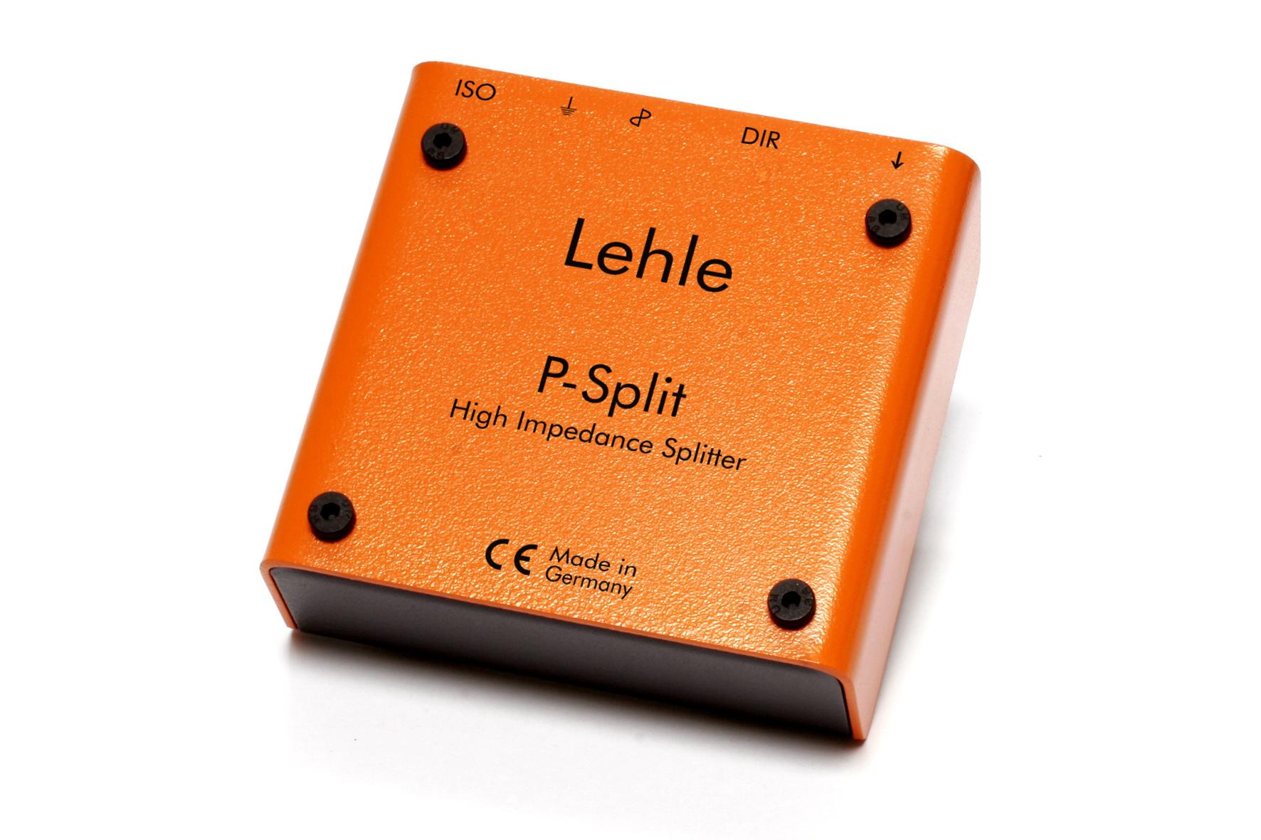 P split ii lehle p split ii audiofanzine for Passif synonyme