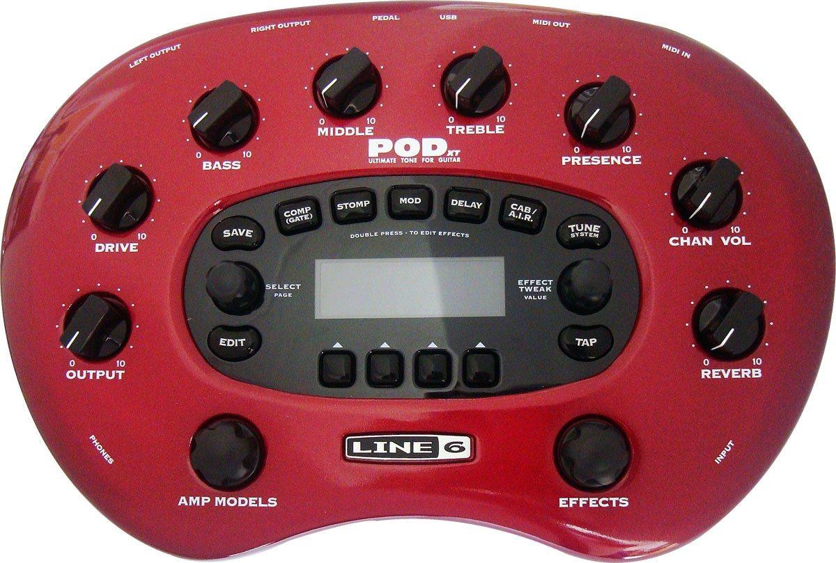 User reviews: Line 6 POD XT - Audiofanzine