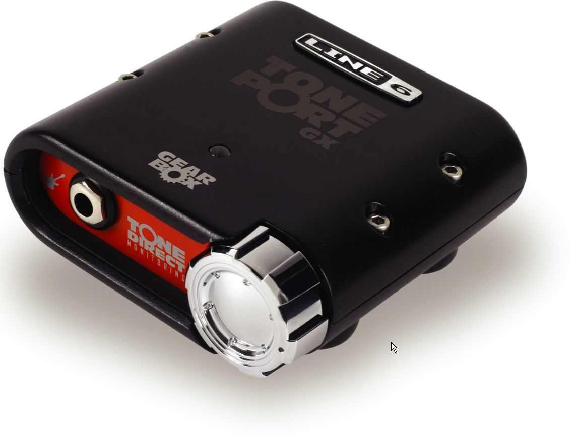 Line 6 TonePort GX Phil5150s User Review