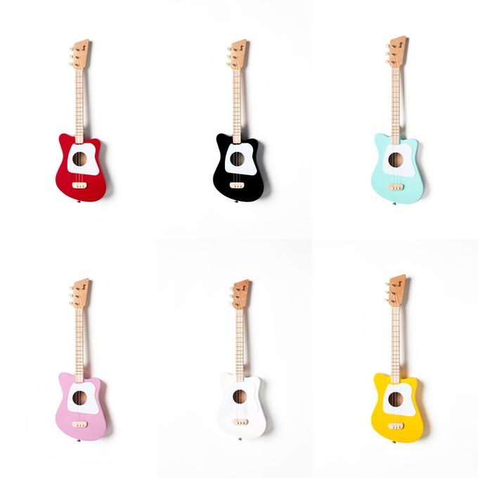 loog guitars loog mini image 1783218 audiofanzine. Black Bedroom Furniture Sets. Home Design Ideas