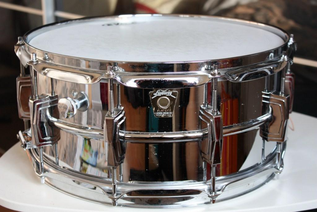 Drum ludwig rare snare vintage