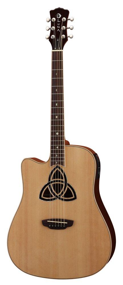 achat prix luna guitars trinity dreadnought lefty audiofanzine. Black Bedroom Furniture Sets. Home Design Ideas