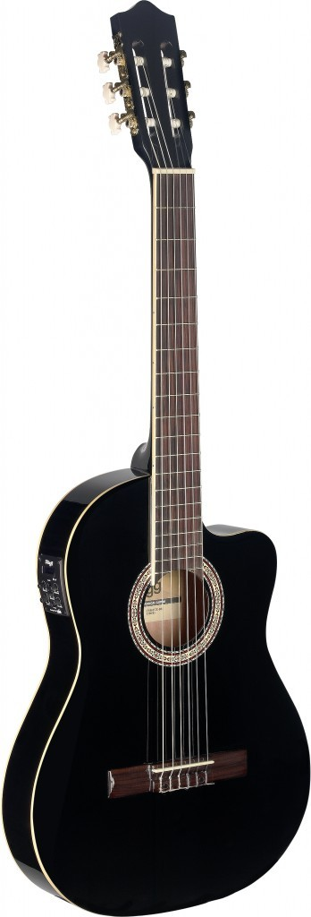 guitare electro acoustique classique cordes nylon jos. Black Bedroom Furniture Sets. Home Design Ideas