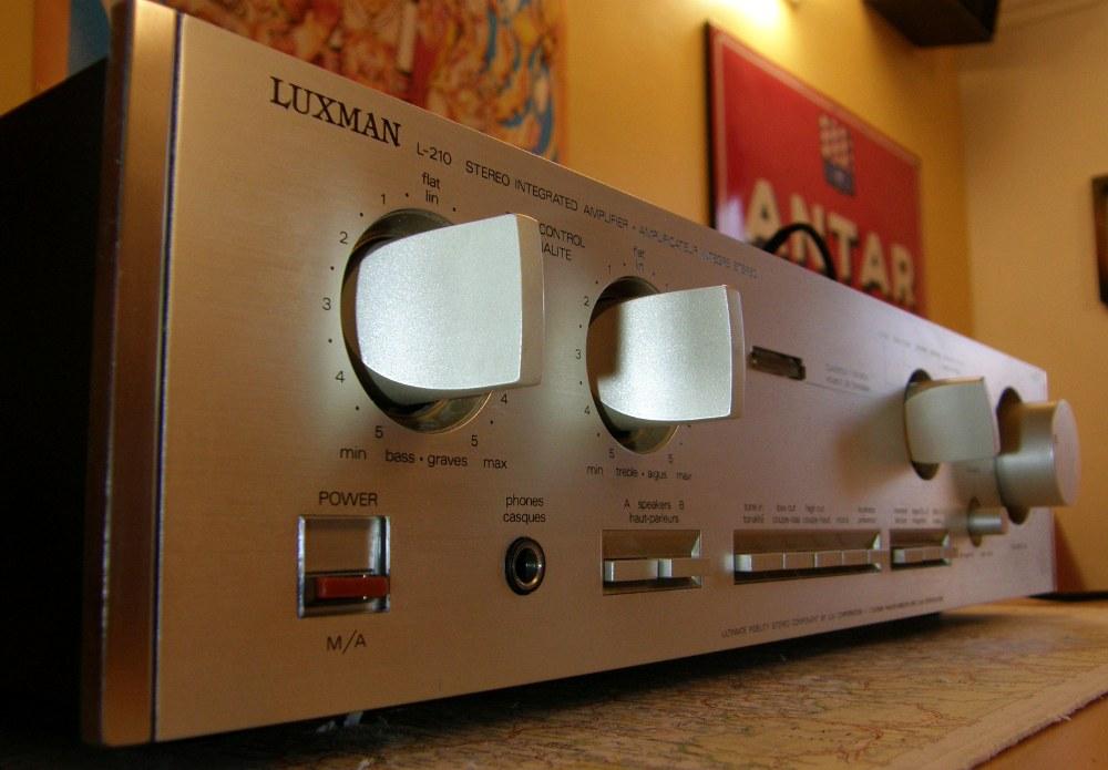 luxmann  I say yes. - Reviews Luxman L-210 - Audiofanzine