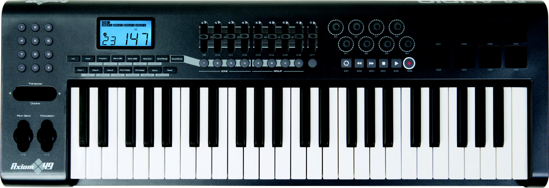 M Audio Axiom 49