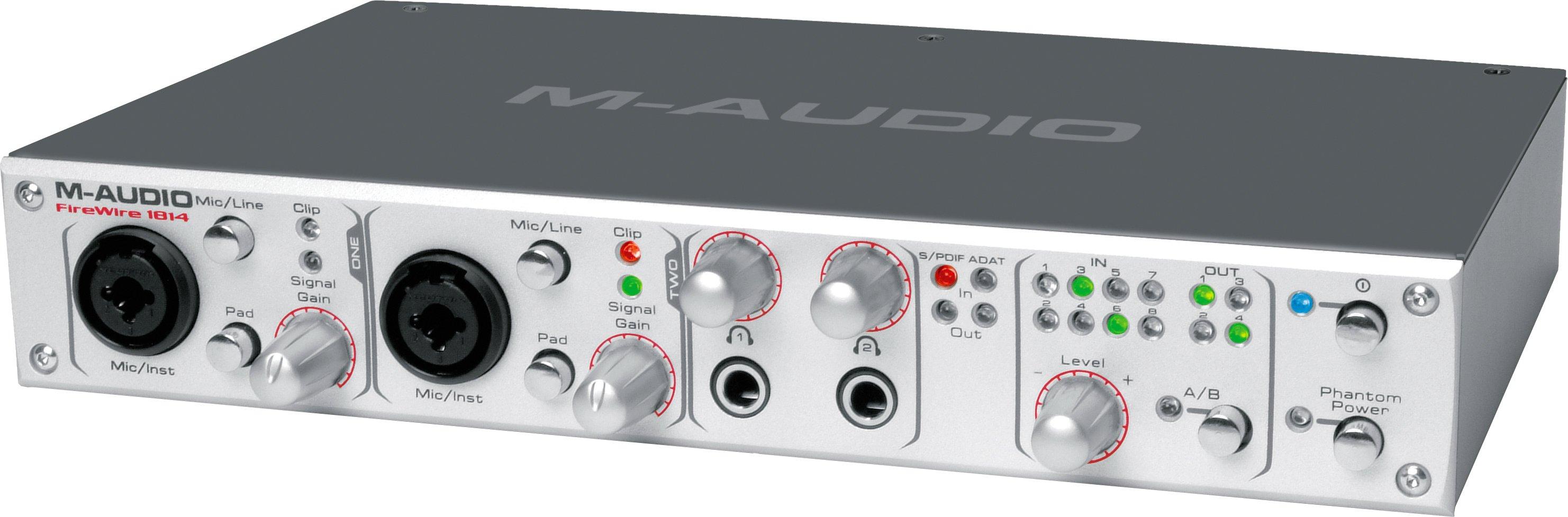 FirewireAudioInterface Preisvergleich  Günstig bei