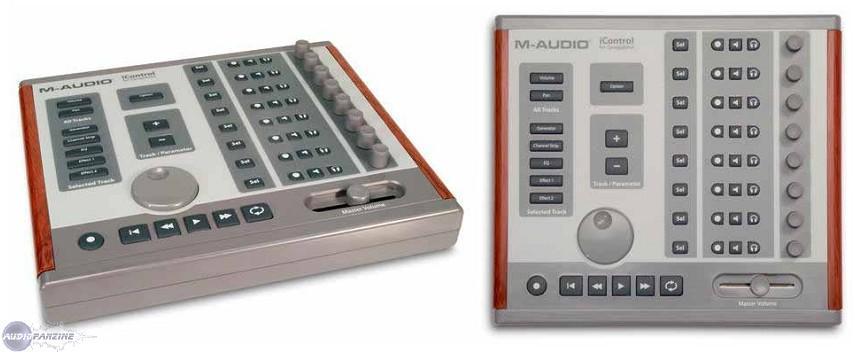 avis d 39 utilisateurs not s 5 5 m audio icontrol audiofanzine. Black Bedroom Furniture Sets. Home Design Ideas