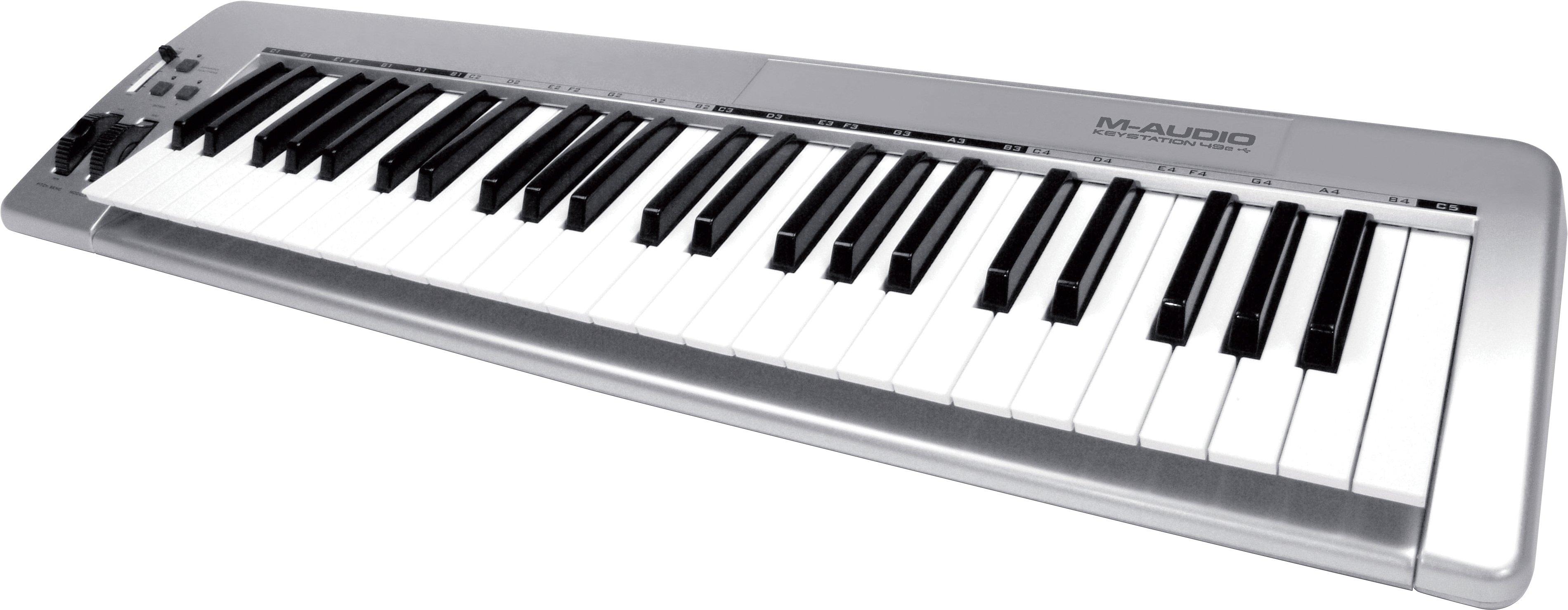 M-AUDIO KEYSTATION 49E MIDI DRIVER (2019)