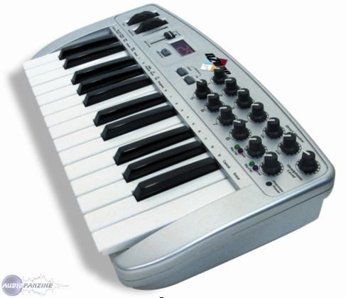 DOWNLOAD DRIVERS: M-AUDIO OZONE KEYBOARD