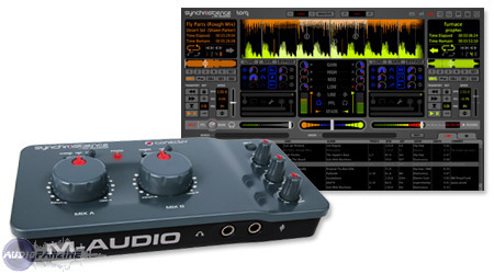SYNCHROSCIENCE M-AUDIO CONECTIV DRIVERS FOR WINDOWS 7