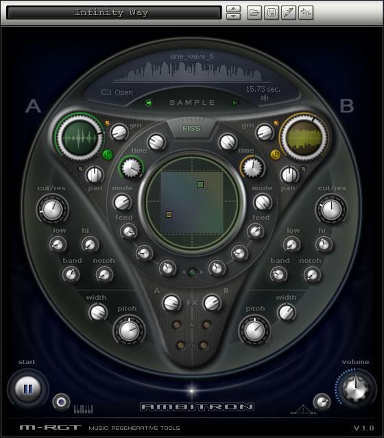 M-RGT Ambitron - Audiofanzine