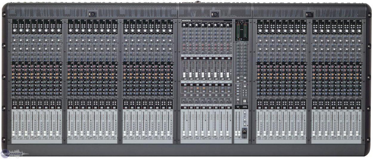 onyx 4080 - mackie onyx 4080 - audiofanzine