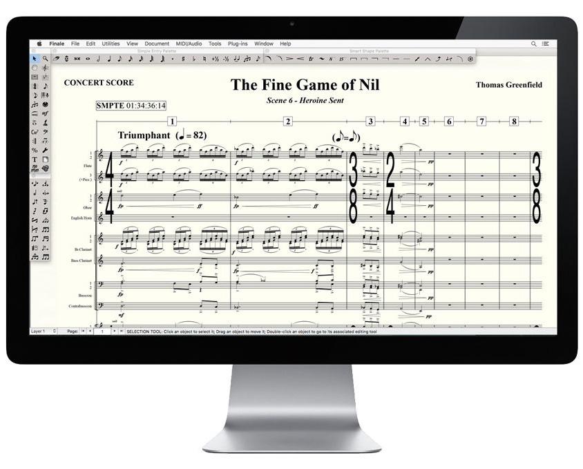 Videos MakeMusic Finale Version 26 - Audiofanzine