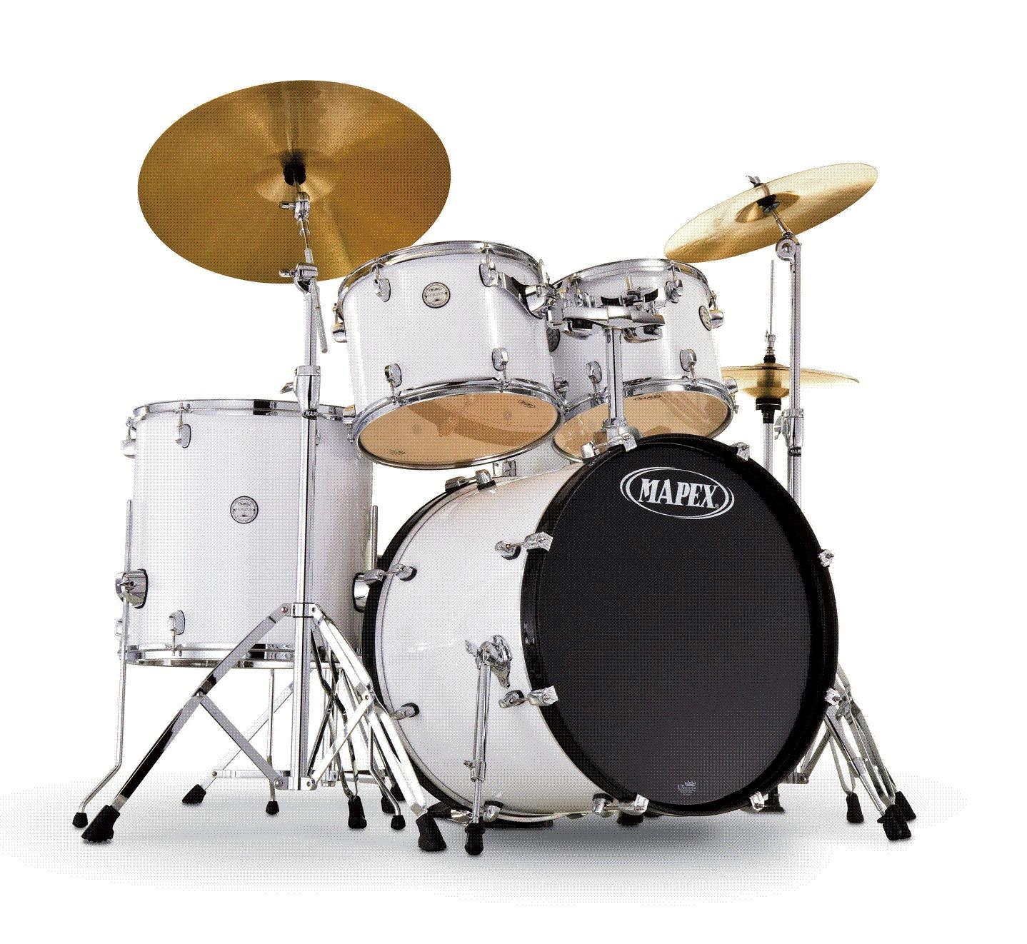 Mapex 2010 Horizon Drum Set News