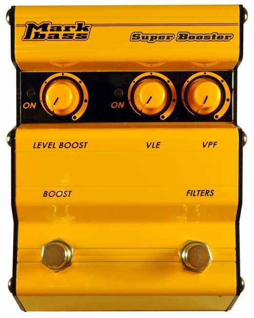 Super Boost Bass By Ua741