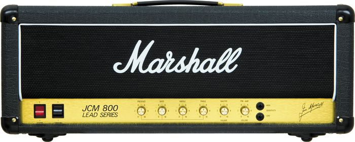 User reviews rated 4/5 : Marshall 2203 JCM800 Reissue - Audiofanzine