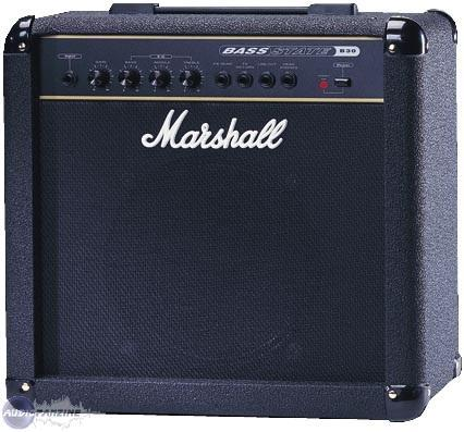marshall b30 image 11808 audiofanzine. Black Bedroom Furniture Sets. Home Design Ideas