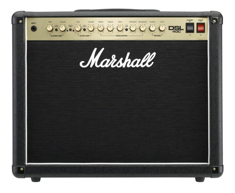 DSL40C - Marshall DSL40C - Audiofanzine