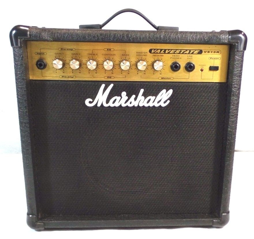 owned this amp a long time and its been a good practice amp reviews marshall vs15r 1996 2000. Black Bedroom Furniture Sets. Home Design Ideas