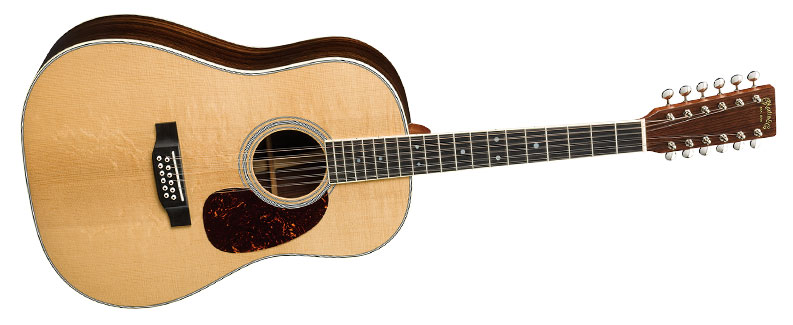 Martin Co D12 35 50th Anniversary Limited Edition 12 String