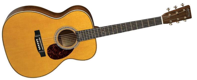 just an awesome guitar reviews martin co omjm john mayer audiofanzine. Black Bedroom Furniture Sets. Home Design Ideas