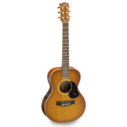 une excellente petite guitare qui a vraiment tout d 39 une. Black Bedroom Furniture Sets. Home Design Ideas