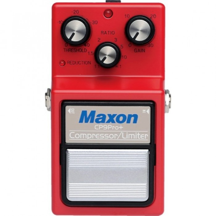Maxon CP101 Compressor Reissue w// 9v power supply