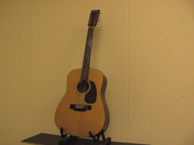guitare acoustique maya