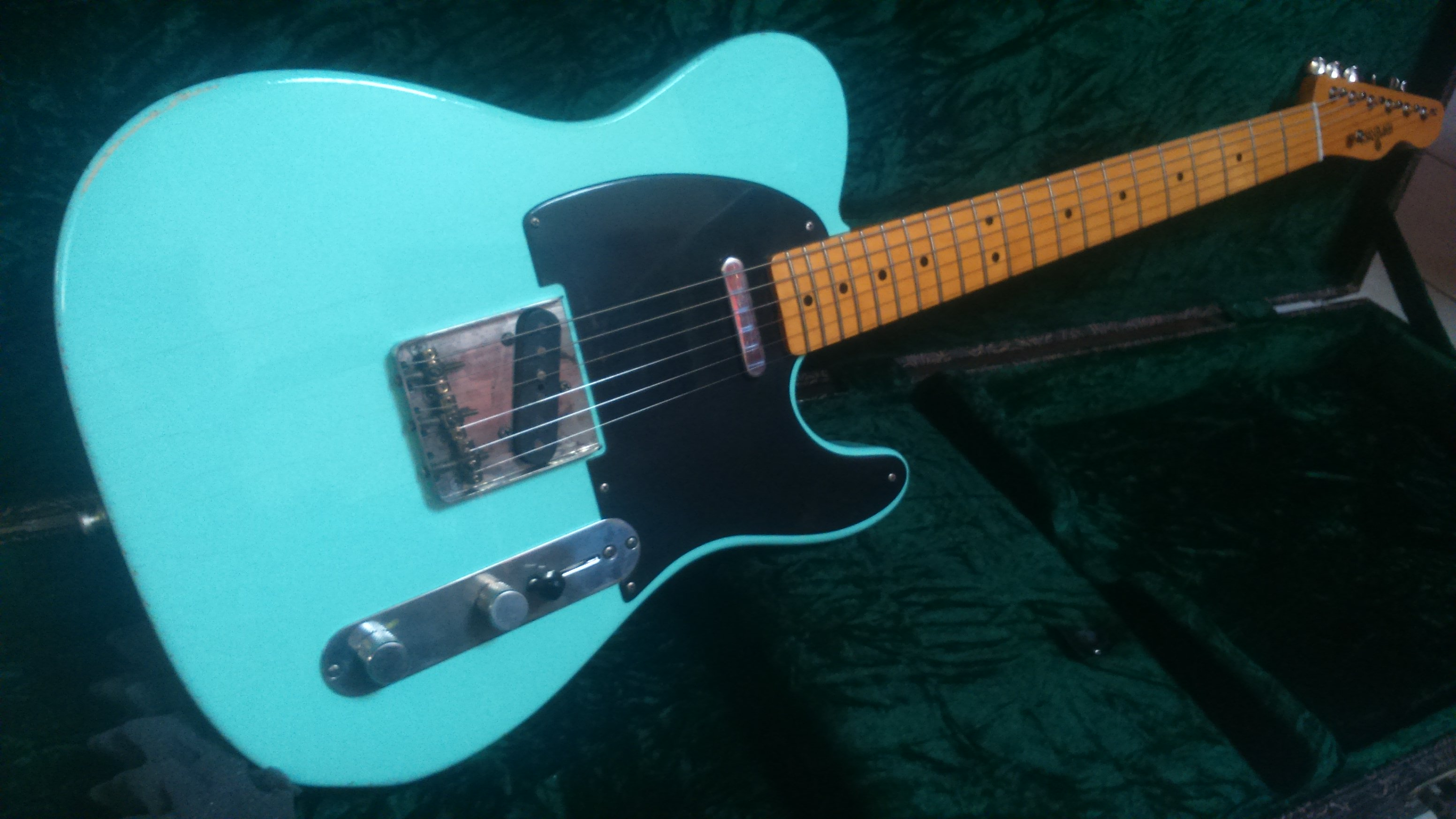 guitare maybach
