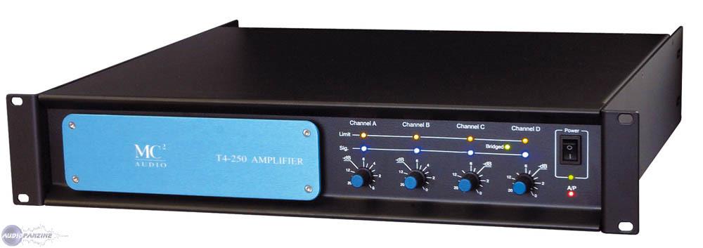t4 250 mc audio t4 250 audiofanzine. Black Bedroom Furniture Sets. Home Design Ideas