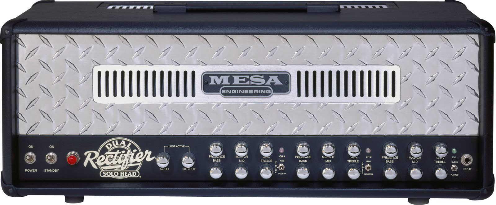 dual rectifier solo head 100w mesa boogie audiofanzine. Black Bedroom Furniture Sets. Home Design Ideas