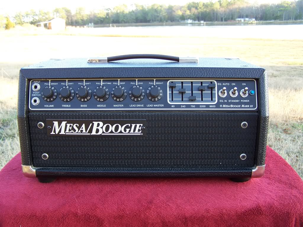 user reviews mesa boogie mark iii head audiofanzine