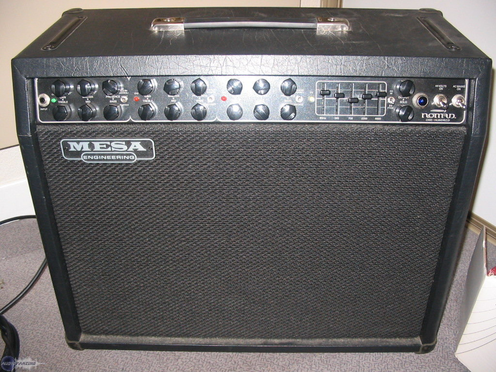 a very rich and versatile amp reviews mesa boogie nomad