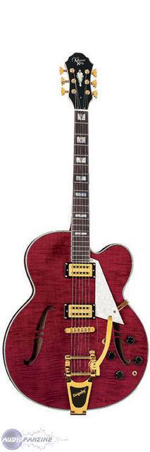 user reviews michael kelly guitars hollow body series jumbo ft audiofanzine. Black Bedroom Furniture Sets. Home Design Ideas