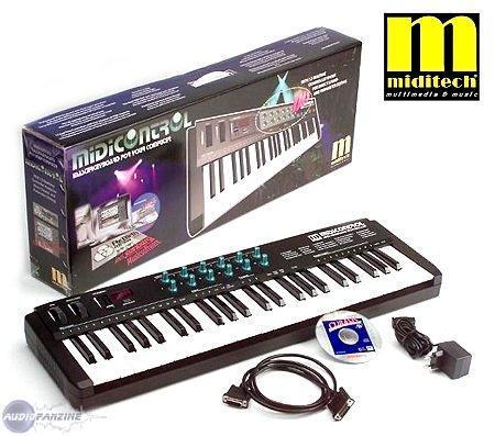 MIDITECH MIDICONTROL 2 DRIVER