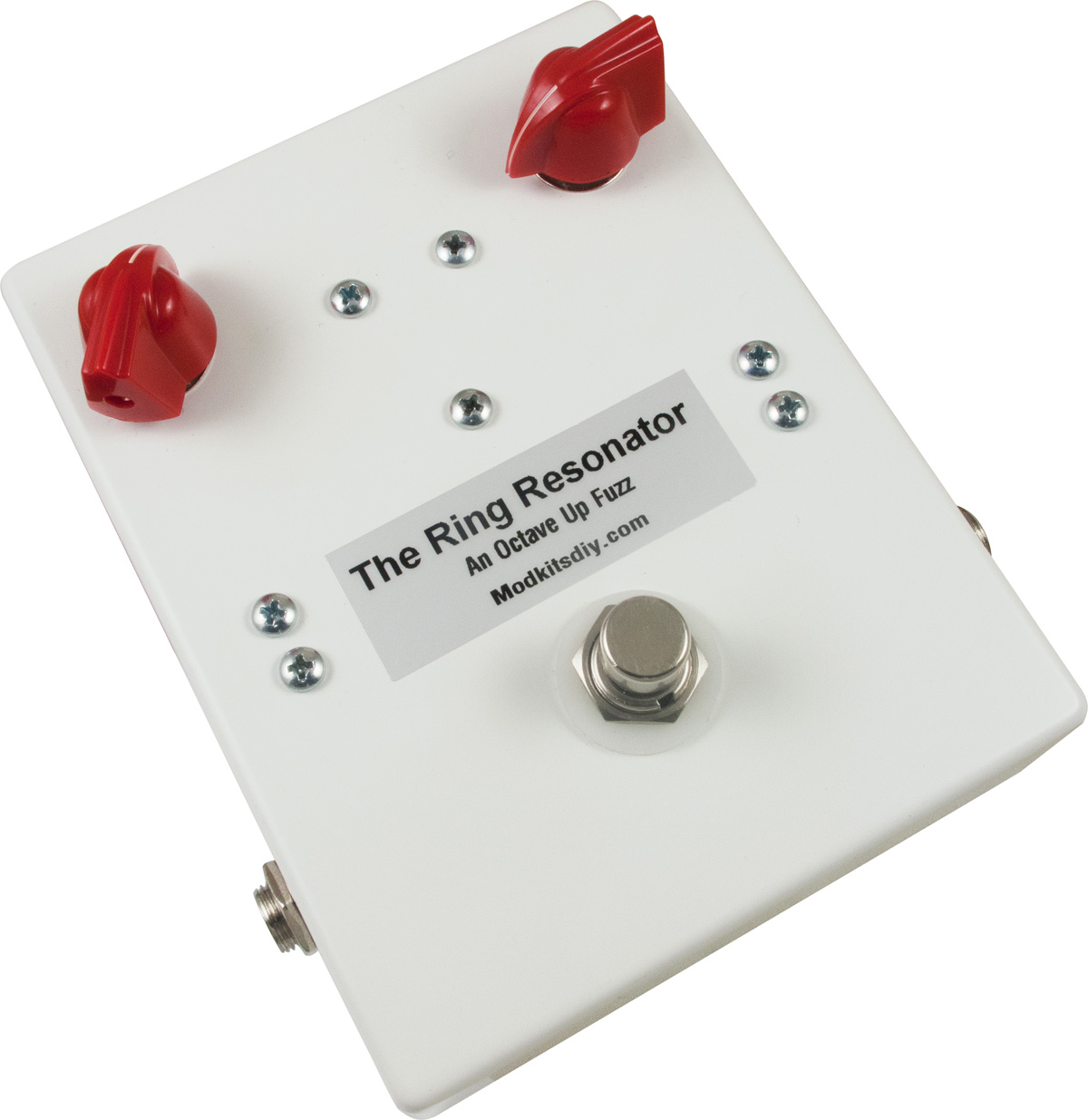 mod kits diy launches the ring resonator pedal news audiofanzine