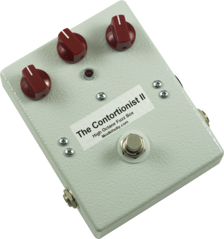 mod kits diy the contortionist fuzz pedal kit for guitar upgraded to v2 audiofanzine. Black Bedroom Furniture Sets. Home Design Ideas