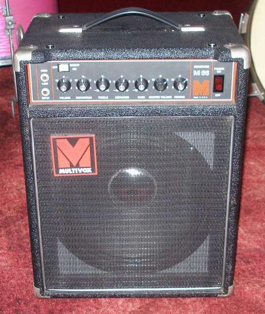 ampli de guitare vintage multivox m66 ile de france audiofanzine. Black Bedroom Furniture Sets. Home Design Ideas
