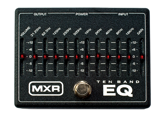 user reviews mxr m108 10 band graphic eq audiofanzine rh en audiofanzine com MXR 10 Band EQ 10 Band Equalizer Car
